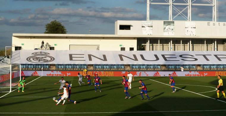 Real-Belgen zetten Eibar opzij, Hazard schittert met assist