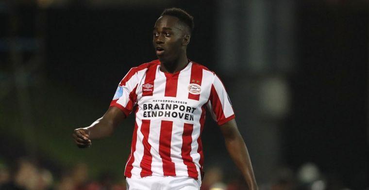 Faber tipt verrassende naam bij PSV: 'Misschien wel als linksback'