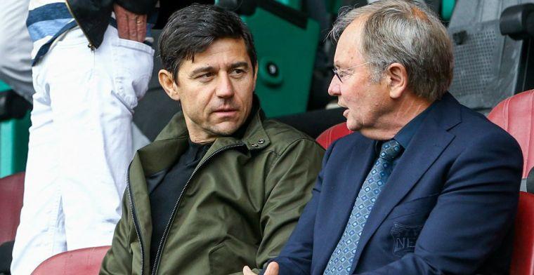 Kalezic over 'beste vriend' Van Nistelrooy: 'Als 18-jarige naar het bestuur toe'