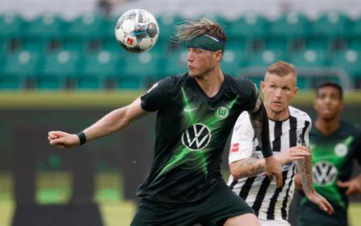 Afbeelding: Casteels en Wolfsburg gaan hard onderuit op bezoek bij Gladbach