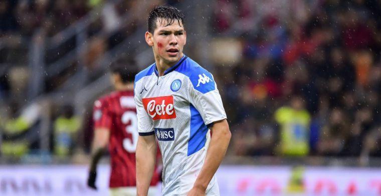Gattuso (Napoli) grijpt in: 'Sta niet toe dat iemand training verziekt'