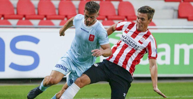 PSV-talent (21) gaat bij GVVV voetballen én wordt jeugdtrainer op De Herdgang