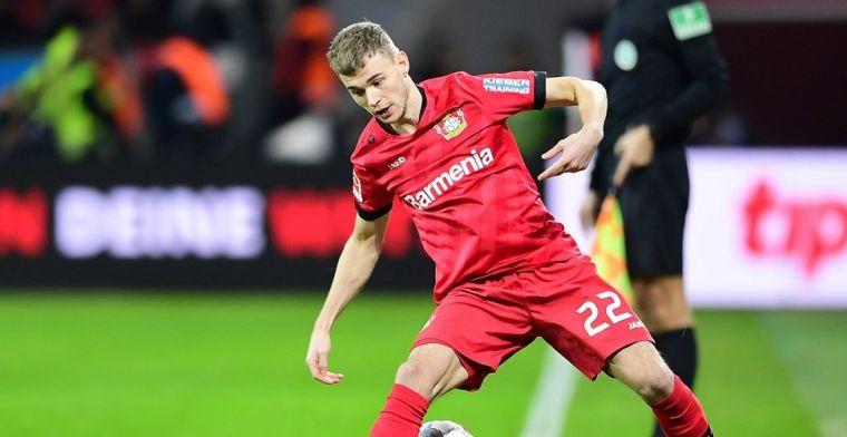 'Nico deed het goed bij Ajax, het zou heel lastig worden om minuten te maken'