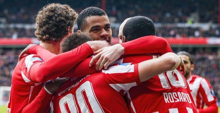 PSV maakt deal van één miljoen euro wereldkundig: 'In deze tijd fantastisch'