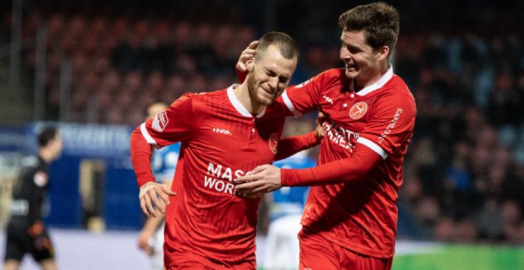 Efmorfidis speelt volgend seizoen in Eredivisie: 'Hij heeft veel potentie'