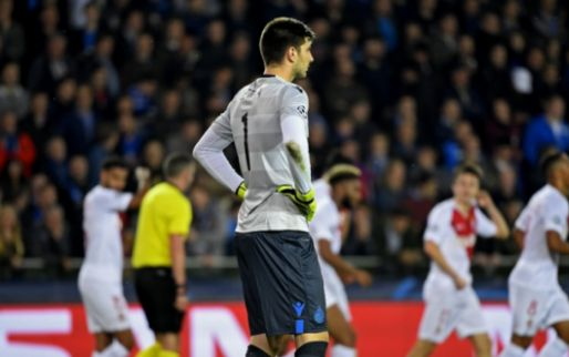 Afbeelding: 'Huurling van Club Brugge krijgt ook na blessure van concurrent geen kans'