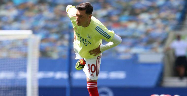 Özil-salaris van 386 duizend per week molensteen voor Arsenal