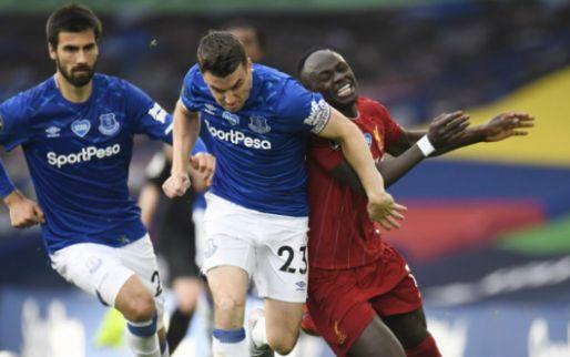 Afbeelding: Bleke herstart voor Liverpool en invaller Origi: Everton werkt niet mee feestje