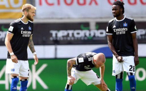 Afbeelding: Bizarre ontknoping in minuut 95 voor HSV: Bundesliga-Dino afhankelijk van kampioen
