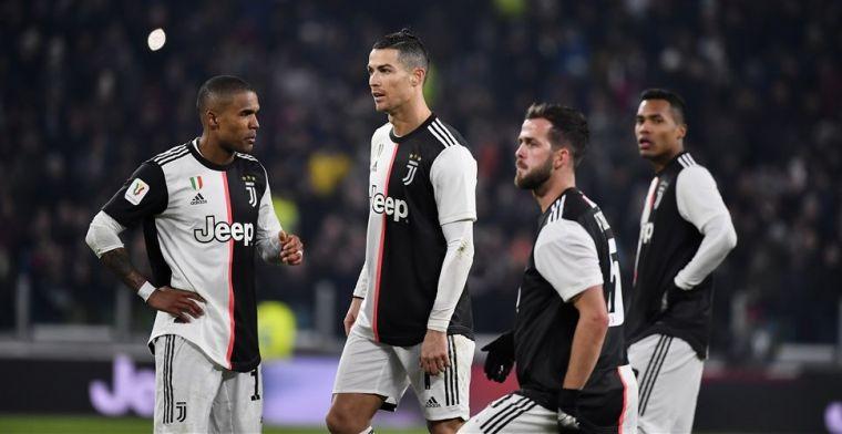 'Grote onrust bij Juventus: Sarri botst met Pjanic, Ronaldo gefrustreerd'