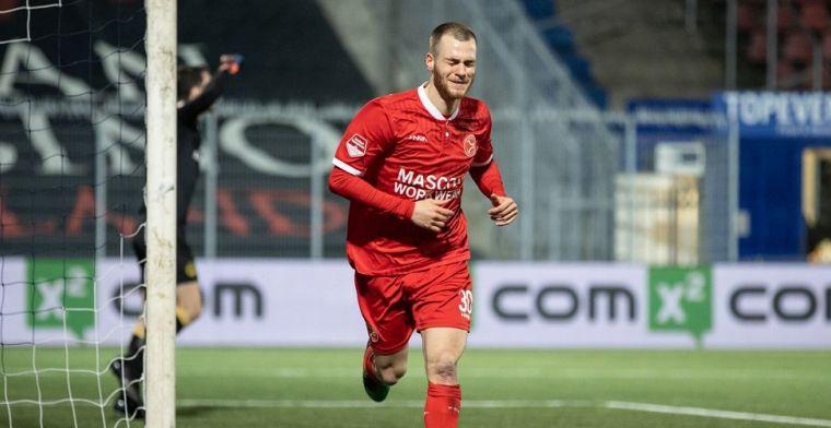 Efmorfidis meldt zich in Eredivisie: 'Voorzichtig: ze waren niet de beste ploeg'