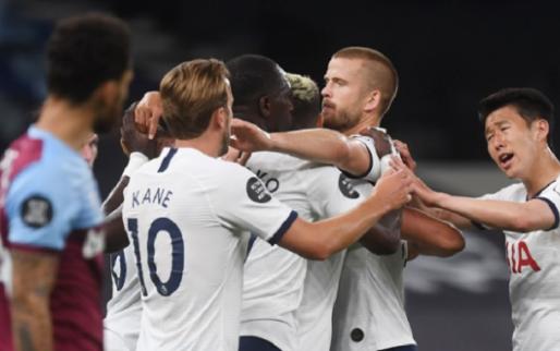 Afbeelding: Tottenham Hotspur wint Londense derby en mag hopen op Champions League