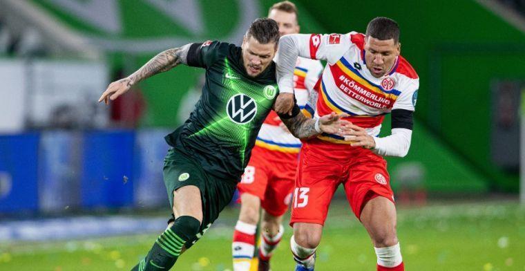 Bruma in onzekerheid: Mainz laat voormalig PSV'er terugkeren naar Wolfsburg