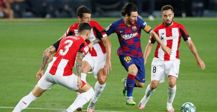 LIVE: Rakitic maakt bevrijdende 1-0 voor Barça, Messi met assist (gesloten)
