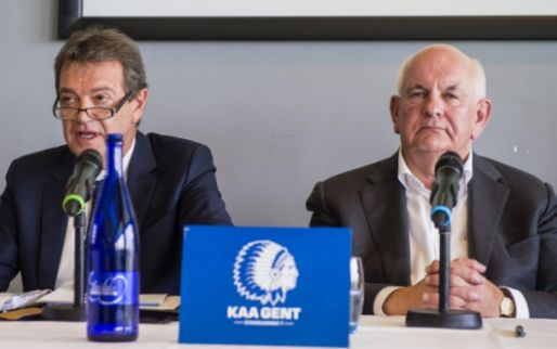 18-jarig talent tekent een contract bij KAA Gent tot 2022: 'Deze mooie club'