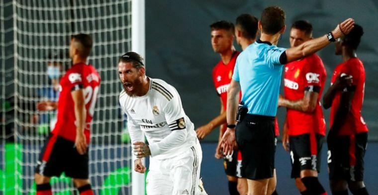 Real Madrid-Real Mallorca alleen dankzij Luka Romero (15) in de geschiedenisboeken