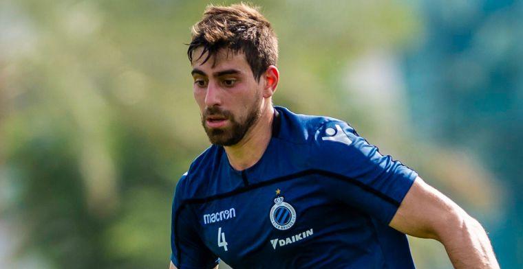 """Huurling van Club Brugge wil loon inleveren: """"De hele wereld moet zaken opgeven"""""""