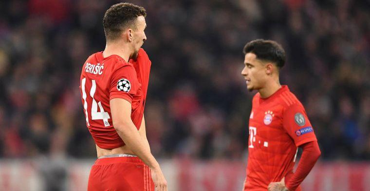'Bayern voorlopig niet verder met huurlingen, Treble kan zaken veranderen'