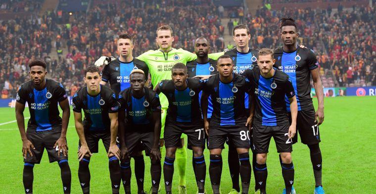 'Vier Bundesliga-clubs in de running voor sterkhouder Club Brugge'