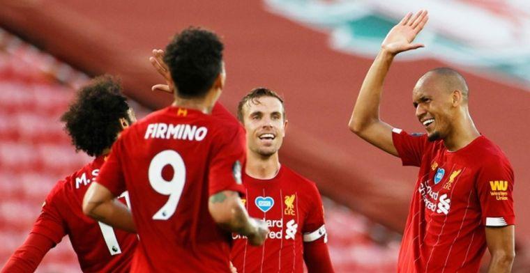 Liverpool laat weer zien wie de baas is: Chelsea kan titelstrijd beslissen
