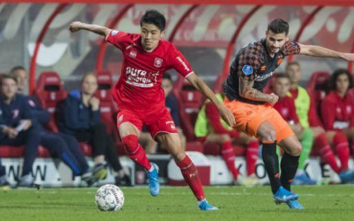 Afbeelding: 'In overleg met de clubs is besloten mijn contract bij FC Twente te beëindigen'