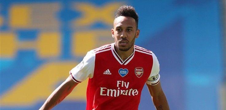 Drie clubs informeren bij Arsenal naar Aubameyang