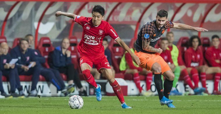 'In overleg met de clubs is besloten mijn contract bij FC Twente te beëindigen'