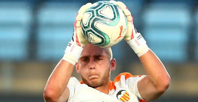 Domper voor Valencia in strijd om Europese tickets na eigen doelpunt
