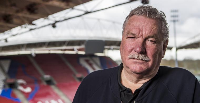 Van Seumeren over 'belachelijk' KNVB-besluit: 'Dan in ieder geval de beker'