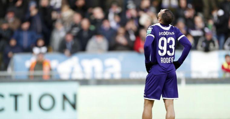 Glasgow Rangers moet niet proberen: 'Roofe vertrekt niet bij Anderlecht'