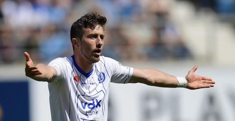 'AA Gent laat gegeerde Dejaegere (29) voor spotprijs gaan deze zomer'