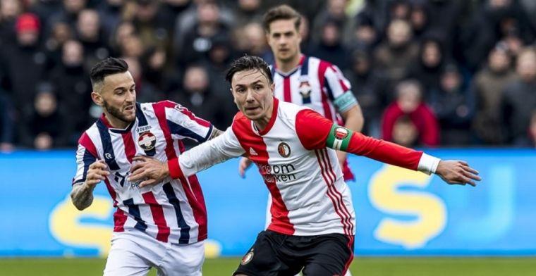 Berghuis poseert met Witschge en Albers bij Erasmusbrug: 'transfer' officieel
