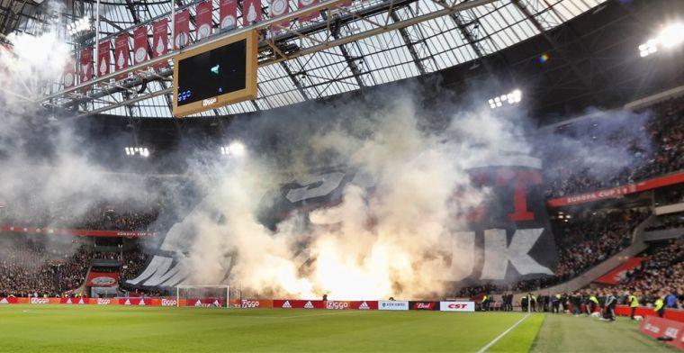 Hoofdpijndossier in stadions voor Ajax, PSV, Feyenoord en nog zes Eredivisie-clubs