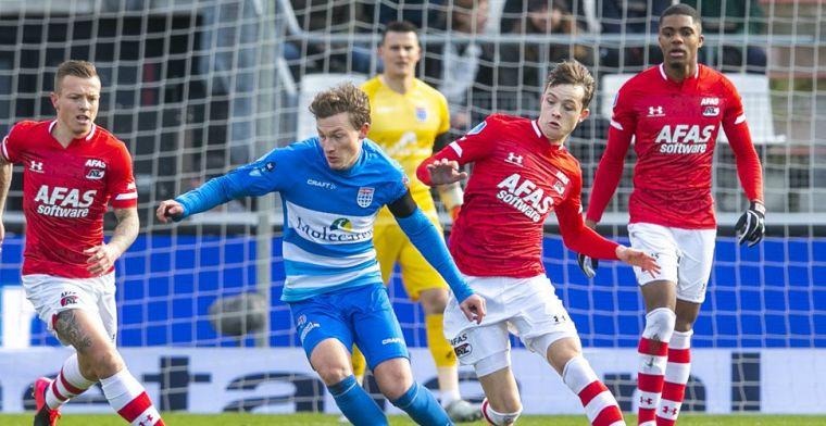 Update: 'Strieder rondt dinsdagmiddag Eredivisie-transfer definitief af'