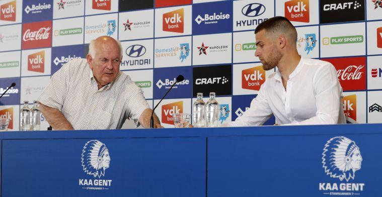 OFFICIEEL: Arslanagic tekent contract bij KAA Gent: 'Ervaren Belgische verdediger'