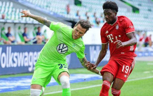 Afbeelding: Bayern-parel Davies trof Roda-held Kah op 14-jarige leeftijd: 'Meteen een schop'