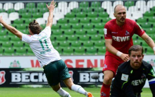 Afbeelding: Werder Bremen maakt er zes en ontsnapt dankzij Union Berlin aan degradatie