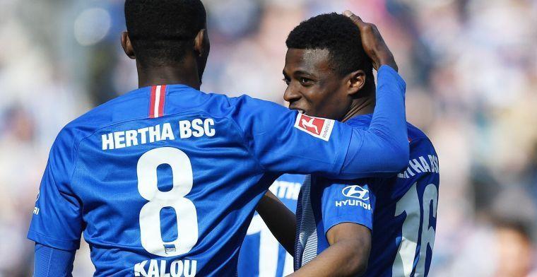 'Kalou stevent af op vertrek bij Hertha BSC en kan opvallende transfer maken'