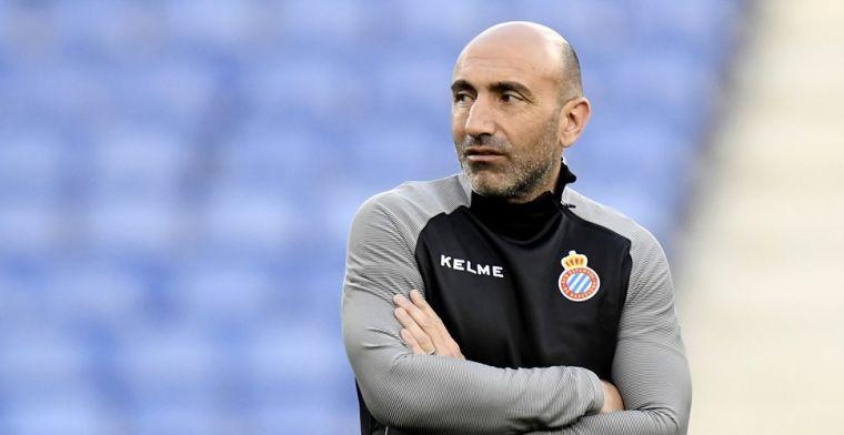Degradatie dreigt voor Europese deelnemer Espanyol: derde coach ontslagen