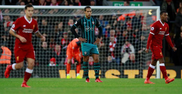 Telegraph: Southampton profiteert volop van titel Liverpool en krijgt 2,7 miljoen