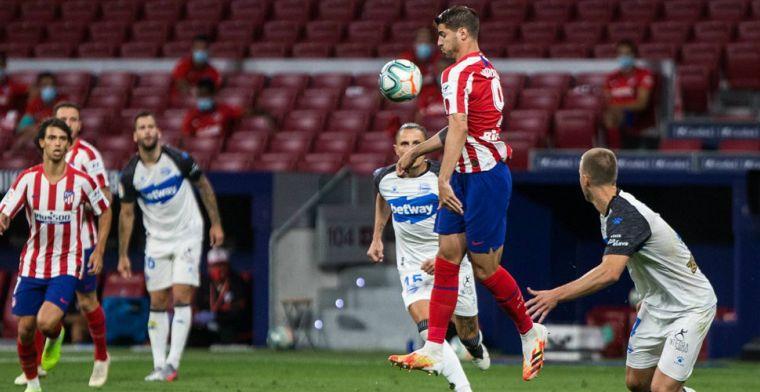 Atlético Madrid krijgt vleugels na coronacrisis: reeks van vier zeges een feit