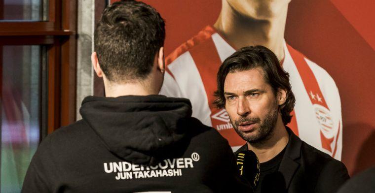 PSV-manager De Jong 'blijft geïnteresseerd': 'Het type speler dat ons kan helpen'