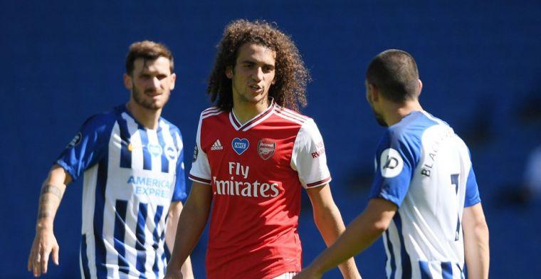 Guendouzi denkt aan Arsenal-vertrek