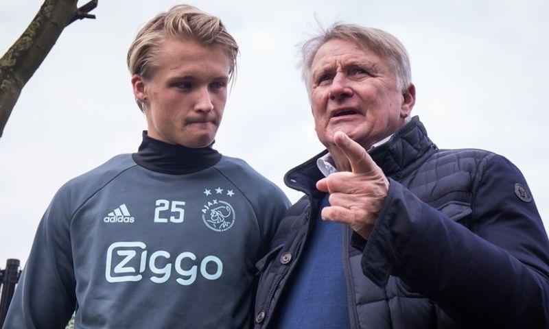 Afbeelding: 'Ajax en Manchester United op Deense tribune voor 'enorm talent' uit Ghana'