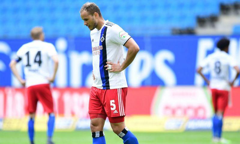 Afbeelding: HSV neemt uitgestoken hand niet aan en blameert zich: Heidenheim naar play-offs
