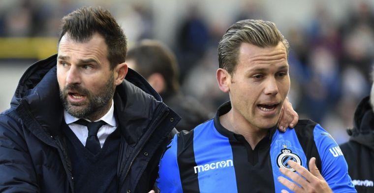 Geen sprake van ruzie tussen Leko en Vormer (Club Brugge): Nog vaak contact