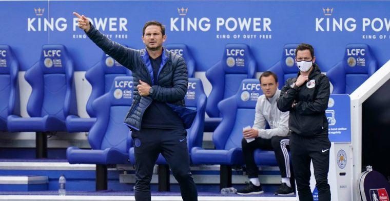 Chelsea trekt aan het langste eind in topper: drie  'half time subs' van Lampard