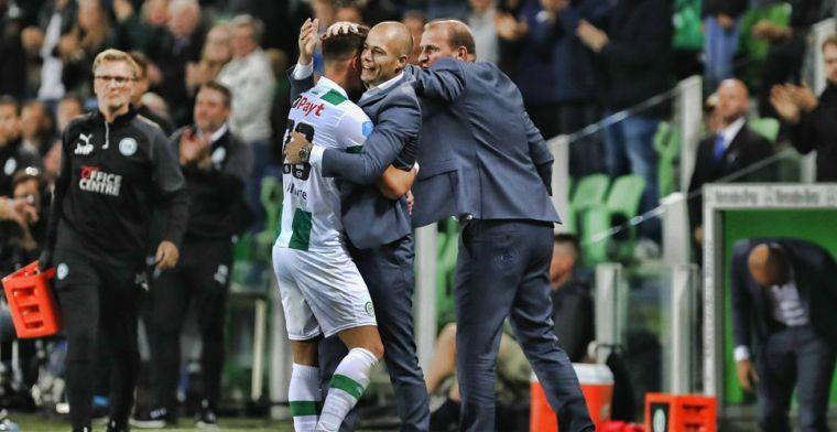 Buijs (38) gaat samenwerking met Robben (36) aan: 'Ook zonder hem was ik gebleven'