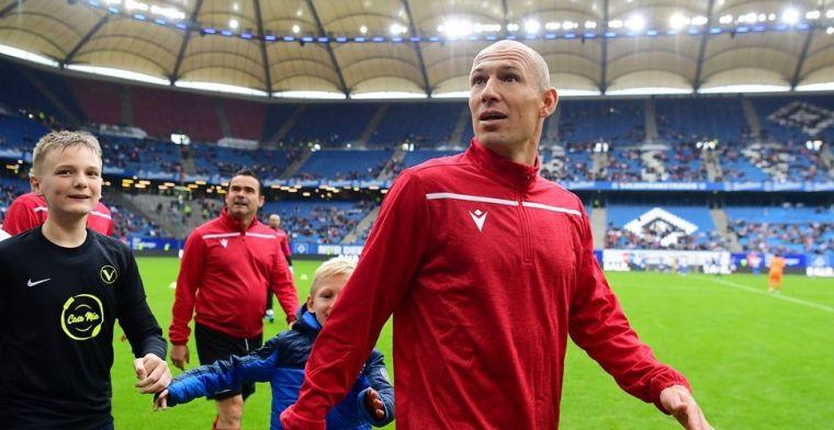Nijland kreeg belletje van Robben: 'Geen twijfel, volgende stap moet EK 2021 zijn'