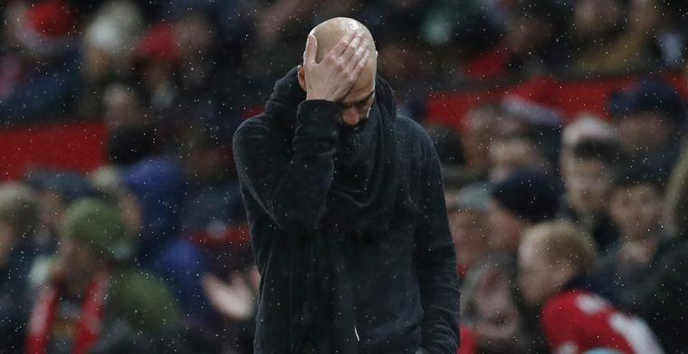 Twijfels over toekomst Guardiola bij City: 'Ik wil niet te ver vooruit kijken'